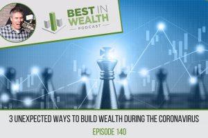 build wealth during coronavirus