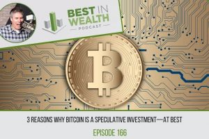 Bitcoin is a speculative investment