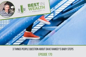 3 Things People Question About Baby Steps